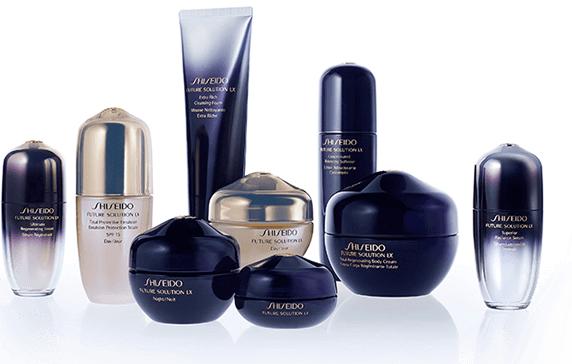 descuentos shiseido future lx 2014