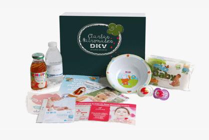 lote muestras gratis bebes dkv seguros