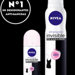 muestras gratis desodorantes nivea black and white