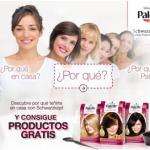 Probar tinte de pelo Palette de Schwarzkopf con muestras gratuitas