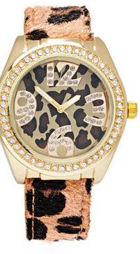 relojes 10 minutos modelo print animal