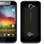 smartphone libre poli space II 4.5 con marca