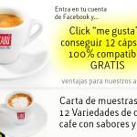 cápsulas cabu coffee gratis