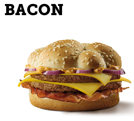 grand extreme bacon mcdonalds gratis