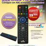 "Mando ""SMART Control NPG"" - Promoción ABC Abril 2014"