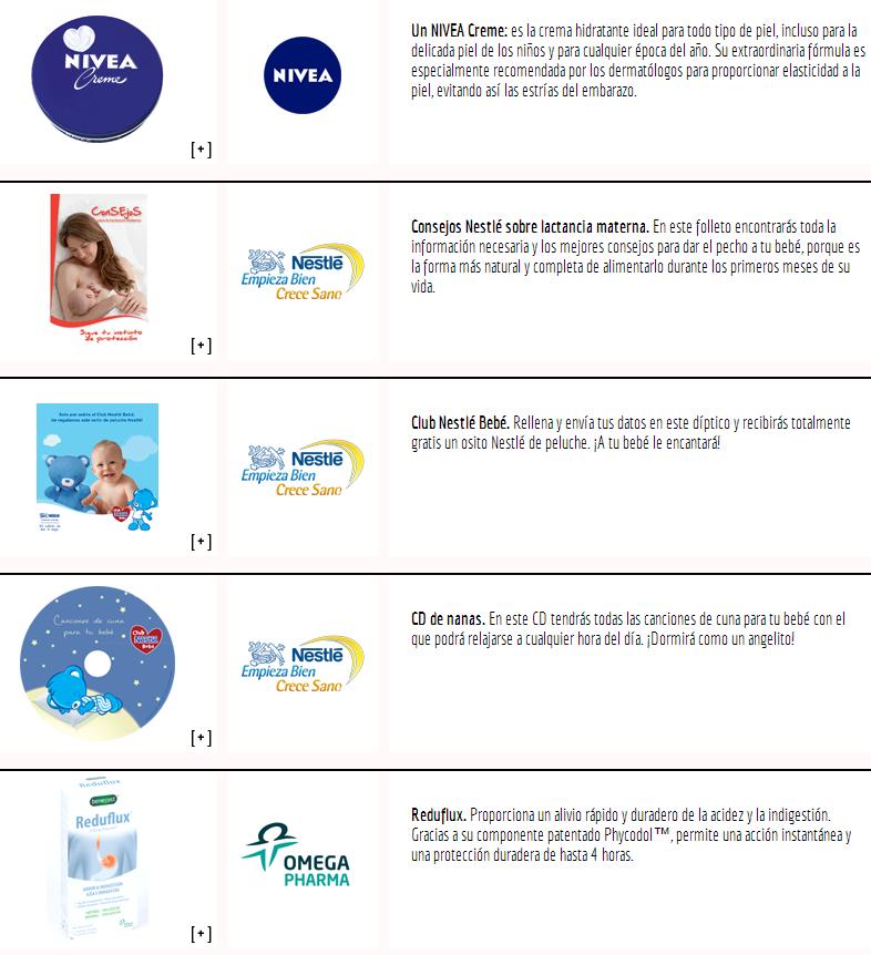 productos canastilla mamauky 2014