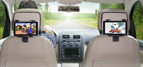 tablet  pro ingo soporte coche promocion el mundo