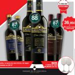 vino lagunilla el marques de la concordia con marca