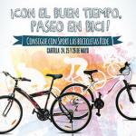 Bicicletas Ride line y aluminio con sport
