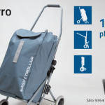 carro compra Easy Troller con La Razón