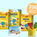 Papillas NESTLÉ BEBÉ cereales Gratis