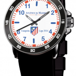 reloj atlético de madrid con diario AS