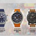 Promoción El Mundo - Relojes Calgary Man Summer Collection