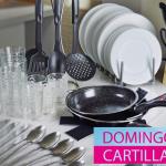 """Set de Menaje cocina completo de 55 piezas con """"ABC"""""""