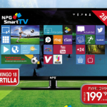 smart tv 28 npg con diario as