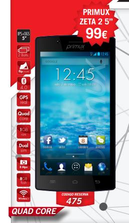 smartphone libre primux zeta 2 con marca