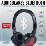 auriculares bluetooth npg con diario as