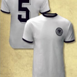 camiseta campeones del mundo alemania con as