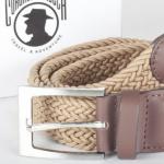 Cinturones CORONEL TAPIOCCA con el diario la Vanguardia