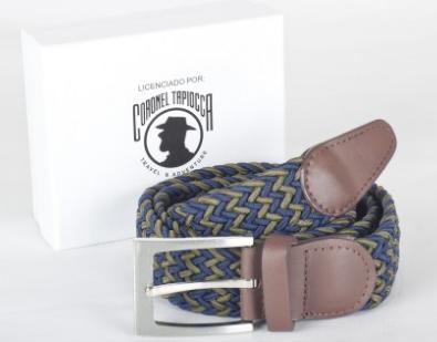 cinturones coronel tapiocca con la vanguardia -3