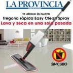 Promoción La Provincia - Fregona Easy Clean