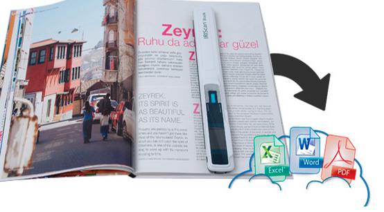 promoción iriscan Book 3 con el diario Marca