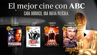 Promoción ABC - Un año de cine gratis