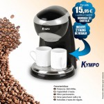 Promoción la Provincia - Cafetera Kympo