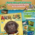 album animales panini 2014 diario levante
