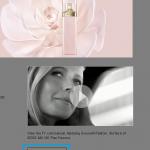 """Muestras de perfume """"Ma Vie"""" de Hugo BOSS Gratis"""