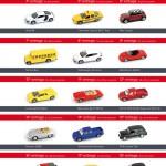 Consigue con la promoción del periódico de Cataluña coches de miniatura
