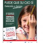 Alain Afflelou- Revisión y Gafas gratis para niños 2014