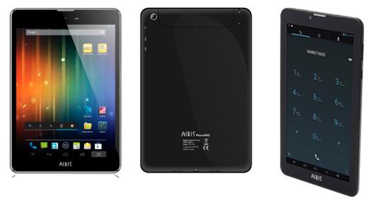 airis phonepad diario marca