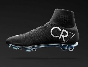 los botines de Ronaldo