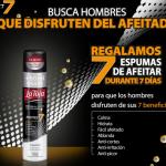 Consigue tu Espuma de afeitar La Toja 7 gratis