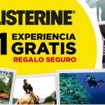 Gana 1 Experiencia gratis con LISTERINE