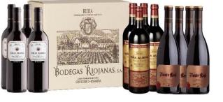 lote 2 vinos do rioja diario el pais