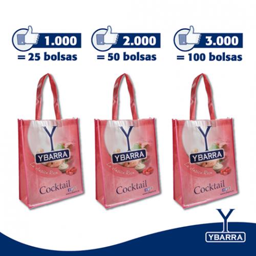 Promoción bolsas Ybarra