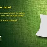 concurso anchoas bipack isabel gratis