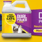 garrafa tidy cats gratis