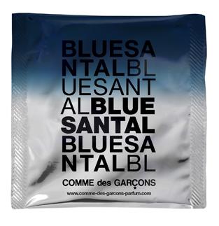 muestra de perfume blue santal