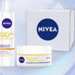 Gana packs de NIVEA Q10 gratis