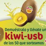 Gana un Kiwi-USB con Zespri