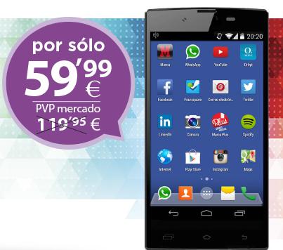 smartphone prixton libre 4 elmundo