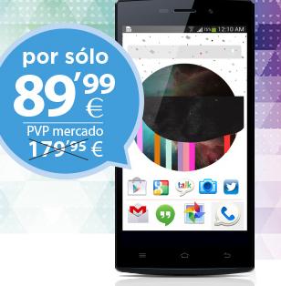 smartphone prixton libre 5 elmundo