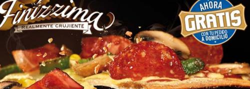 finizzima domino's pizza gratis