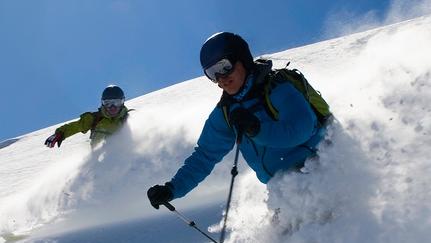 clases ski