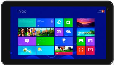 tablet prixton windows marca