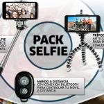 Pack Selfie : Palo, trípode y mando Gratis - Diario Marca