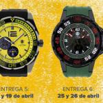 """Relojes Calgary 2015 - Diario """"El Periódico"""""""